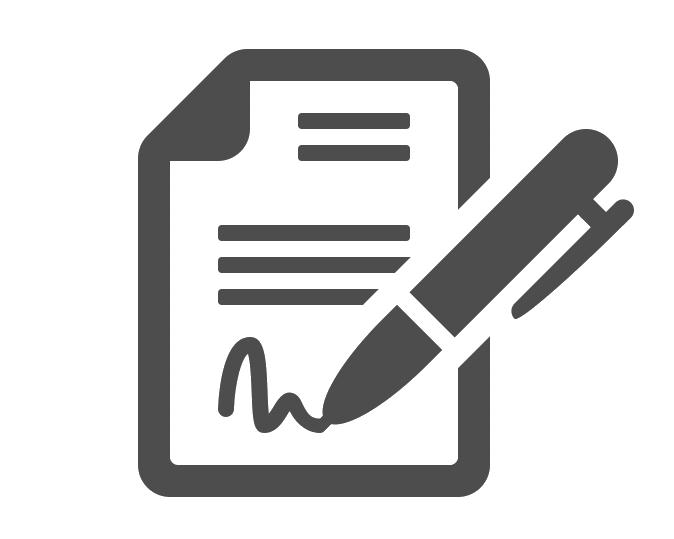 Contract clipart memorandum agreement, Contract memorandum.