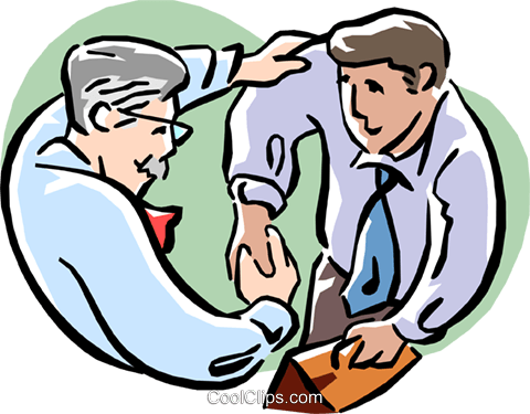 agreement Royalty Free Vector Clip Art illustration.