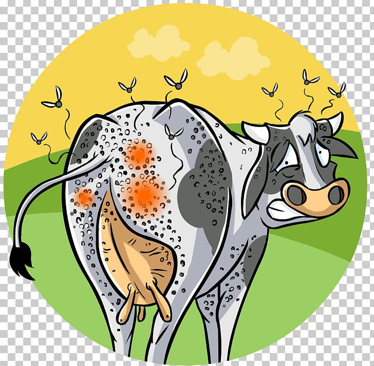Cattle Agriculture Livestock Disease Agribusiness PNG.