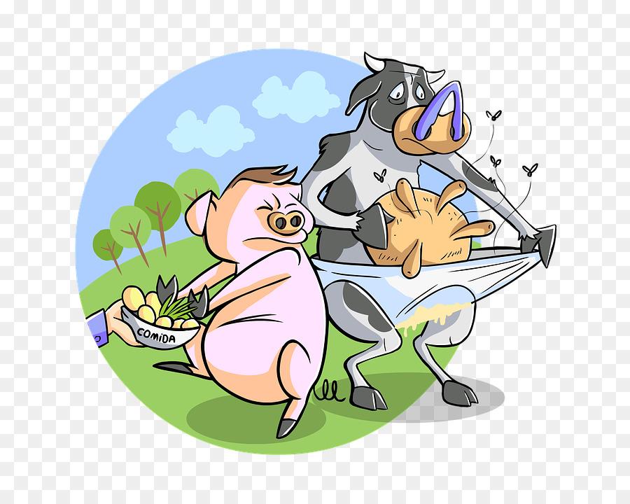 Clip art Cattle Agriculture Agribusiness Livestock.