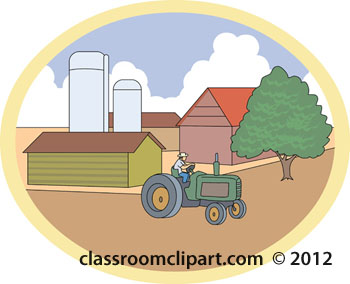 Agricultural classroom clipart.