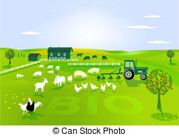 Agricultural economics Clipart and Stock Illustrations. 42.
