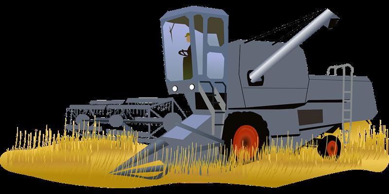 Farm Equipment Clip Art : Agricultural machinery clipart clipground