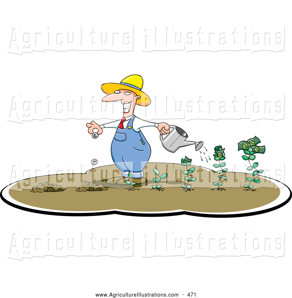 Royalty Free Stock Agriculture Designs of Jobs.