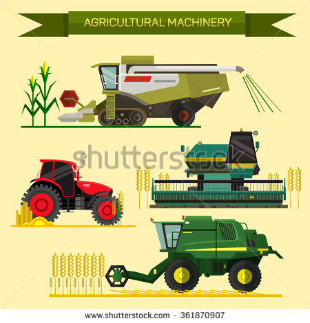 Agricultural Stock Photos, Royalty.