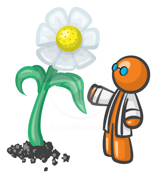 Fertilizer Plant Clipart.