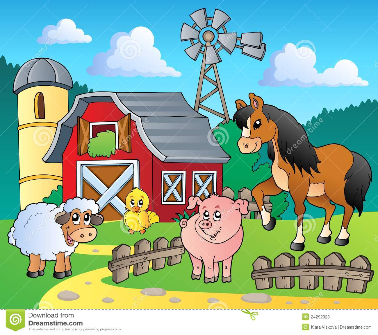 Farmyard clipart 20 free Cliparts | Download images on ...