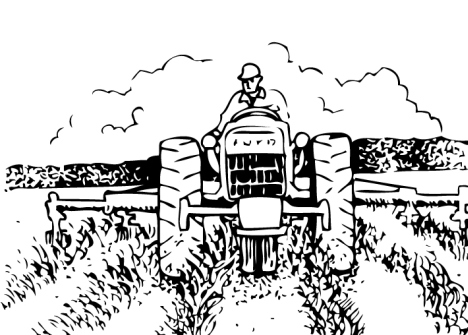 Agriculture clipart black and white 6 » Clipart Station.