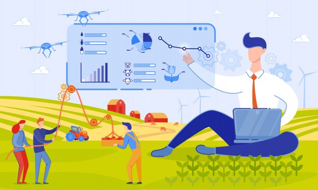 How is AI Integrating Digital Transformation in Agriculture?.