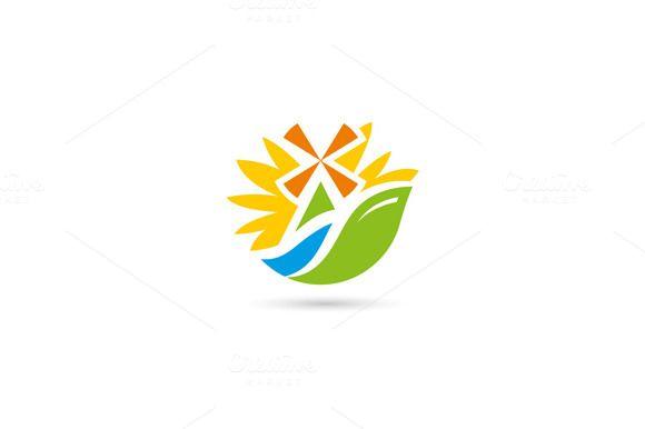 Agriculture logo@creativework247.