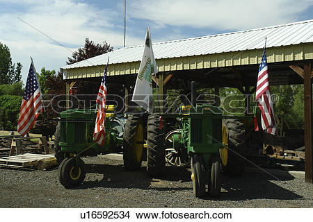 Stock Photo of Union Gap, WA, Washington, Central Washington.