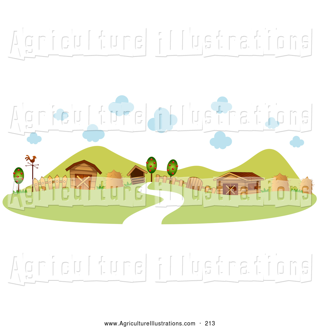 Royalty Free Farming Stock Agriculture Designs.