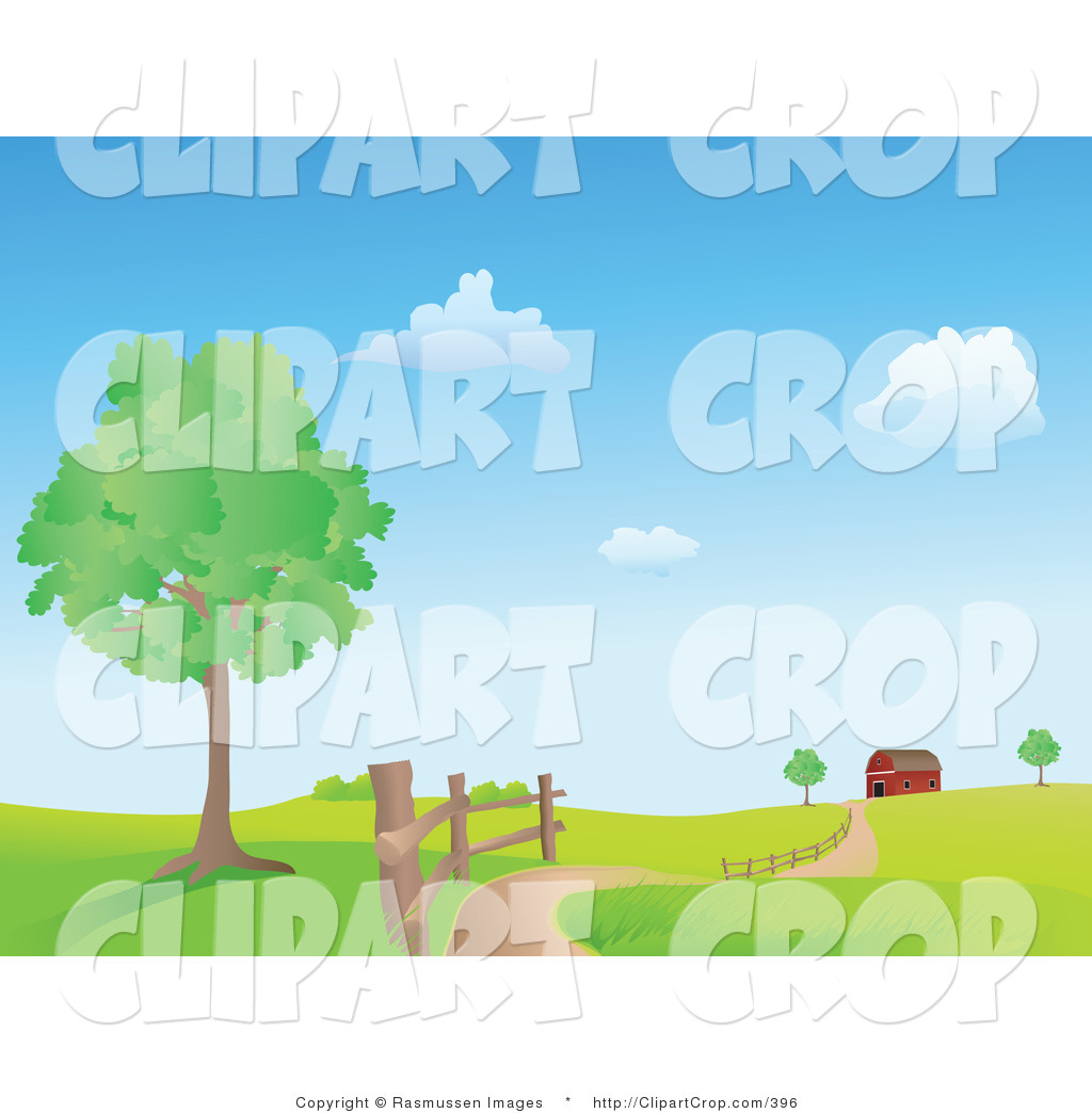 Royalty Free Stock Agriculture Designs of Farms.