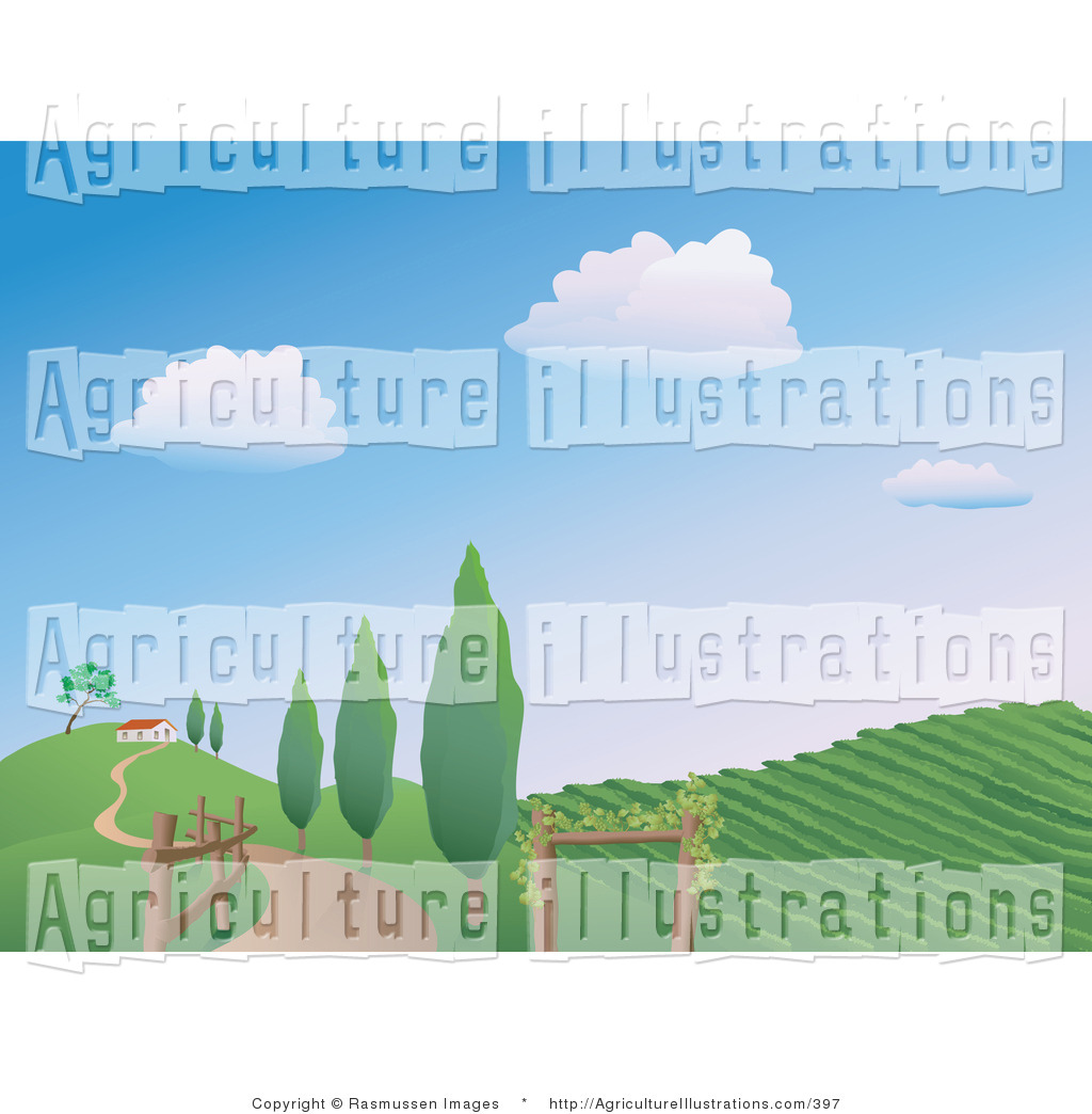 Royalty Free Farmland Stock Agriculture Designs.