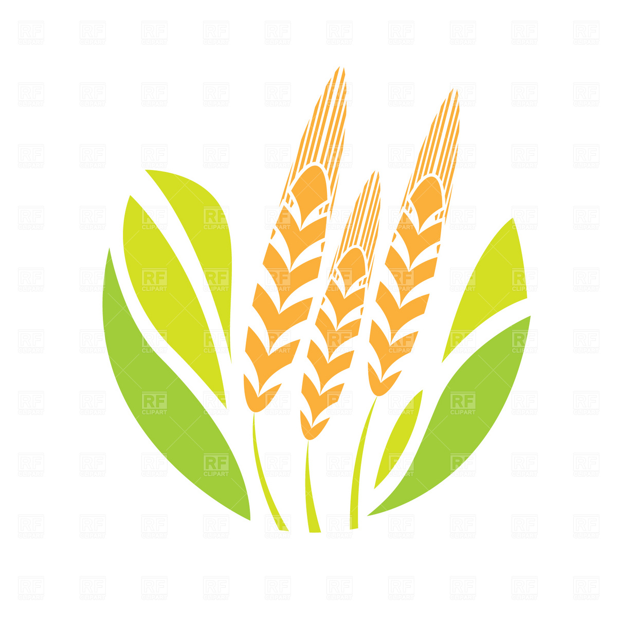 Agriculture Industry Clipart.