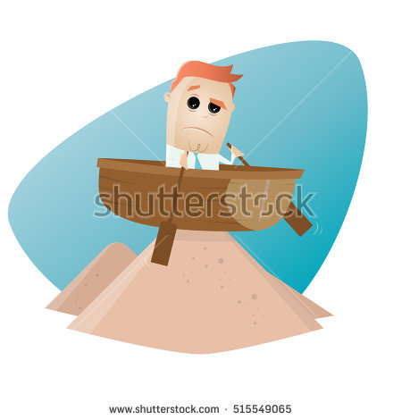 Run Aground Stock Photos, Royalty.