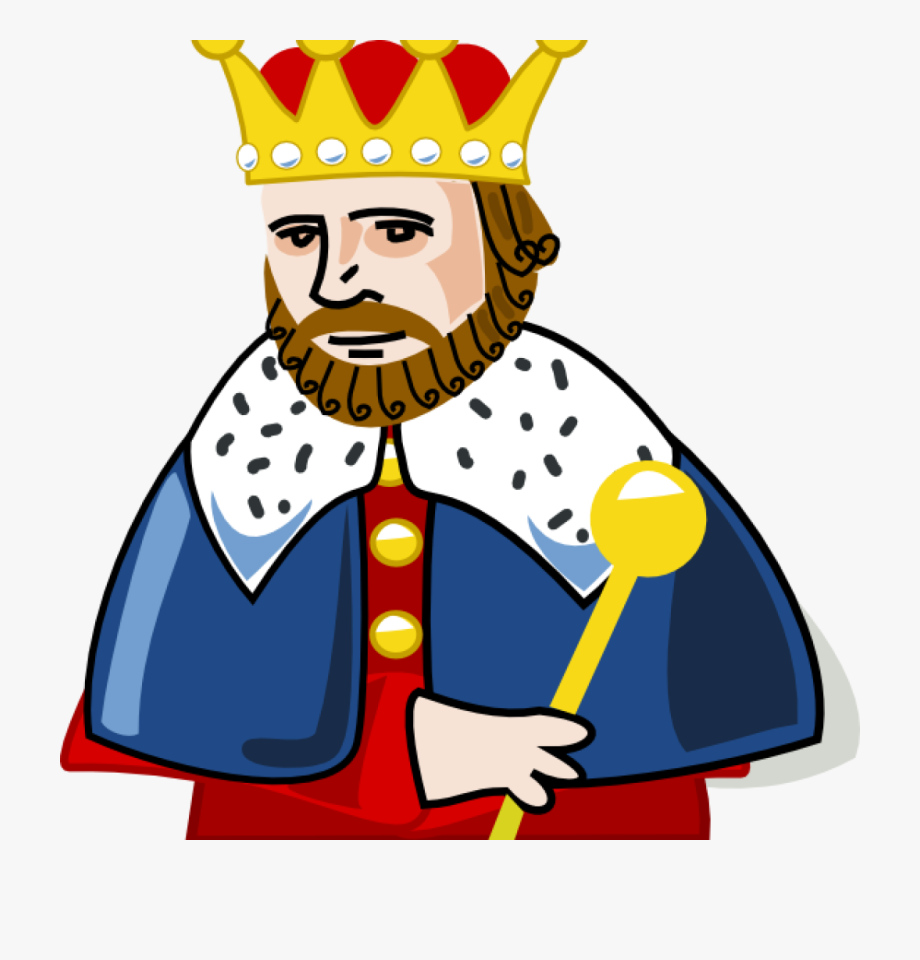 King Clipart Angry.