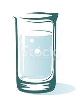 Agua Cristal Transparente vectores en stock.