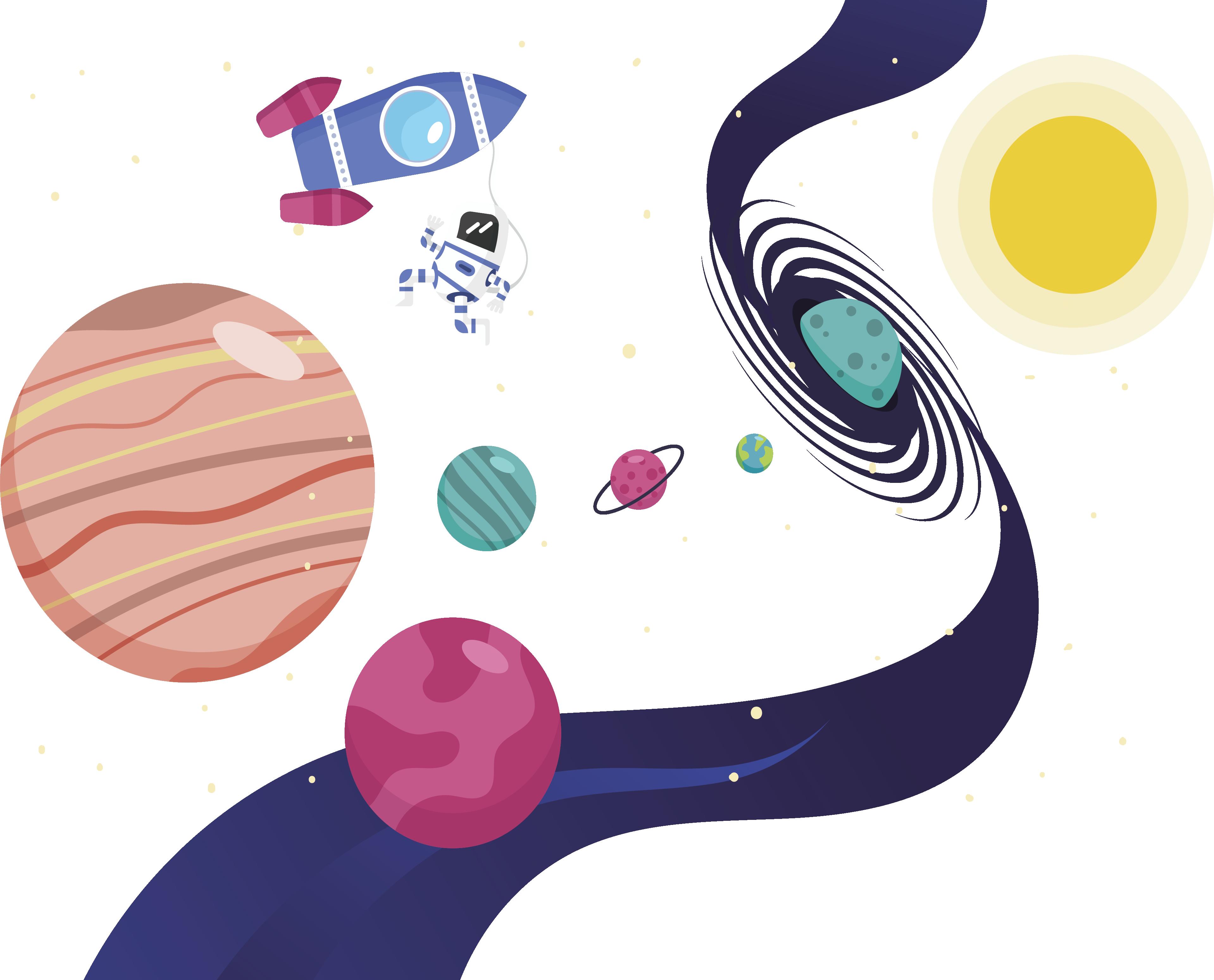 Universe clipart el espacio, Universe el espacio Transparent.