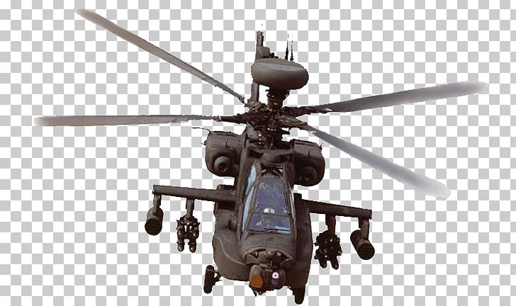 Military Helicopter Boeing AH.
