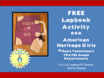 American Heritage Girls Worksheets & Teaching Resources.