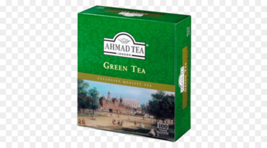 Green tea Earl Grey tea English breakfast tea Ahmad Tea.