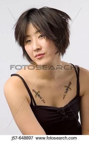 Picture of Eanjee Ahn korean college student in Washington. j57.