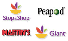 Ahold Grocery Logo.Ahold Logo Grocery Store. Albert Heijn.