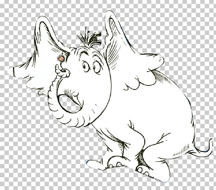 Horton Hears A Who! Drawing Elephant PNG, Clipart, Ani.