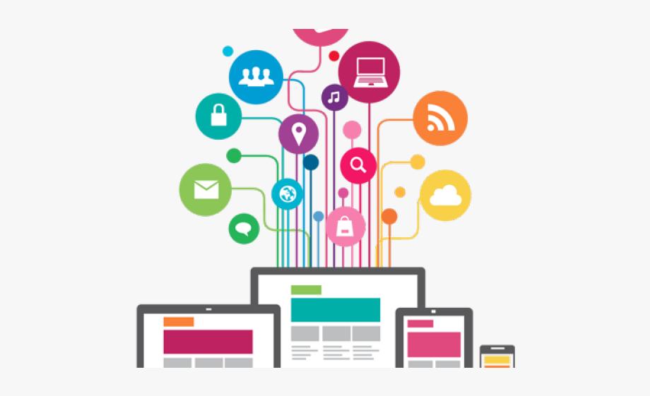 Digital Marketing Vector Png, Cliparts & Cartoons.