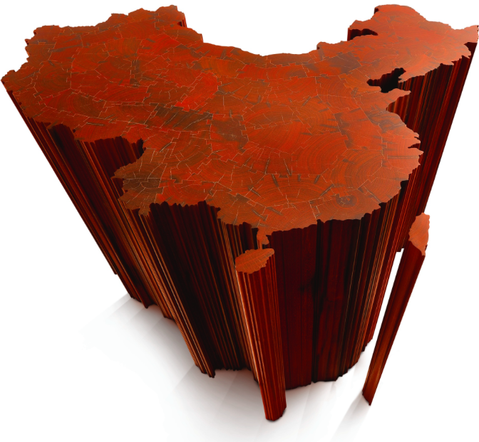 Ai Weiwei's Wooden Map of China Continues to Stir the Heat at.