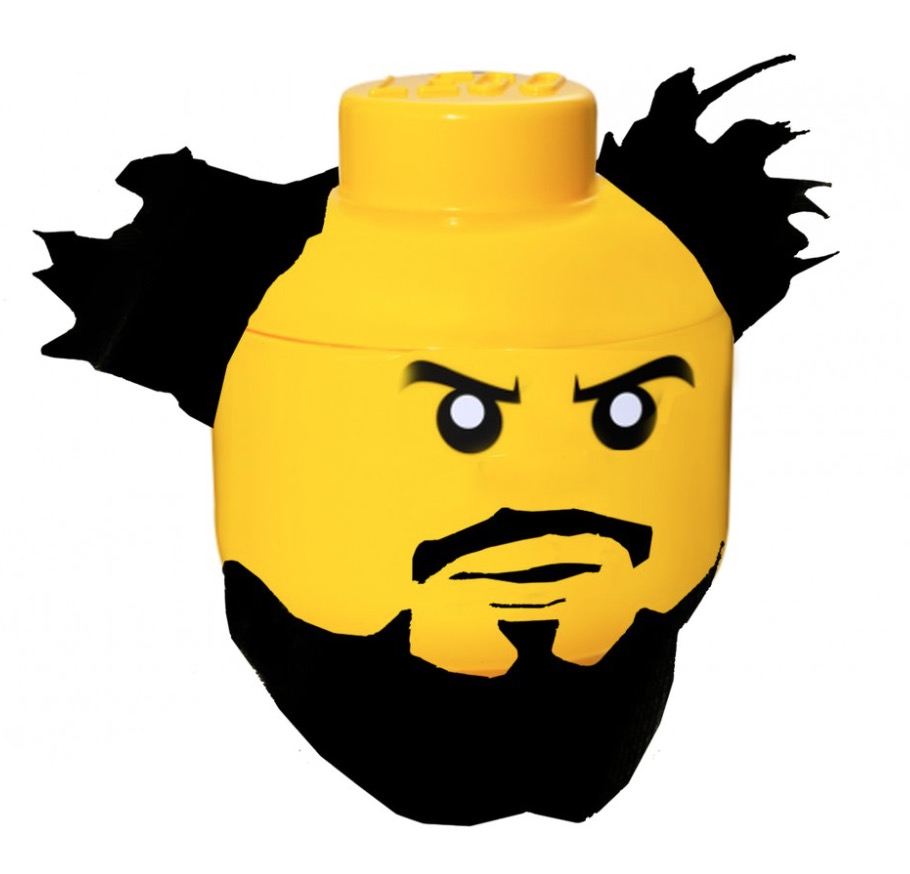 Chinese Artist Ai Weiwei Takes on LEGO and Wins.