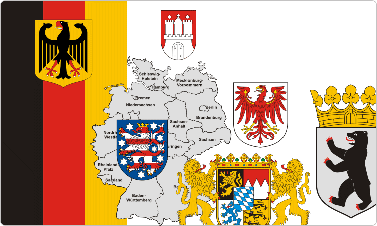 Heraldry of Germany, Austria & Switzerland.
