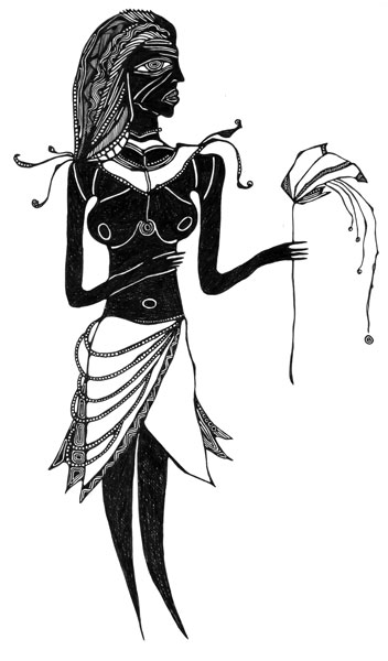 Aida clipart.