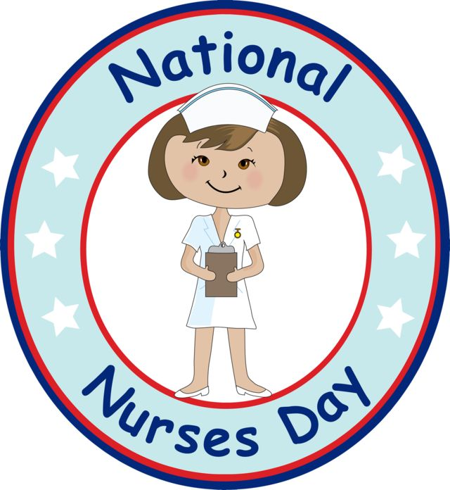 It's Time To Celebrate National Nurses Day.