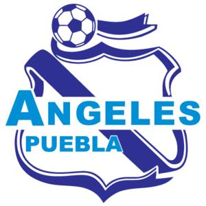 Angeles Puebla logo, Vector Logo of Angeles Puebla brand free.