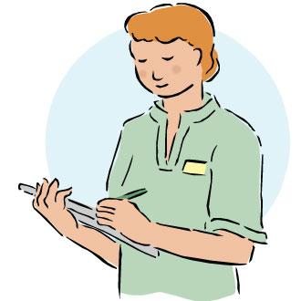 Nurse Aide Clipart.