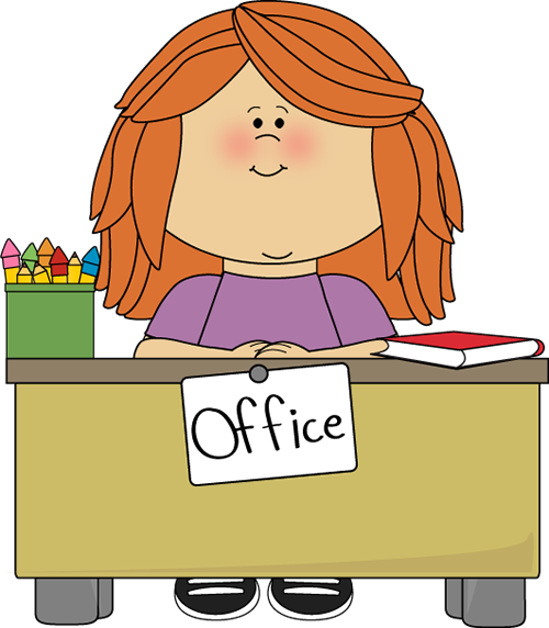 School aide clipart.