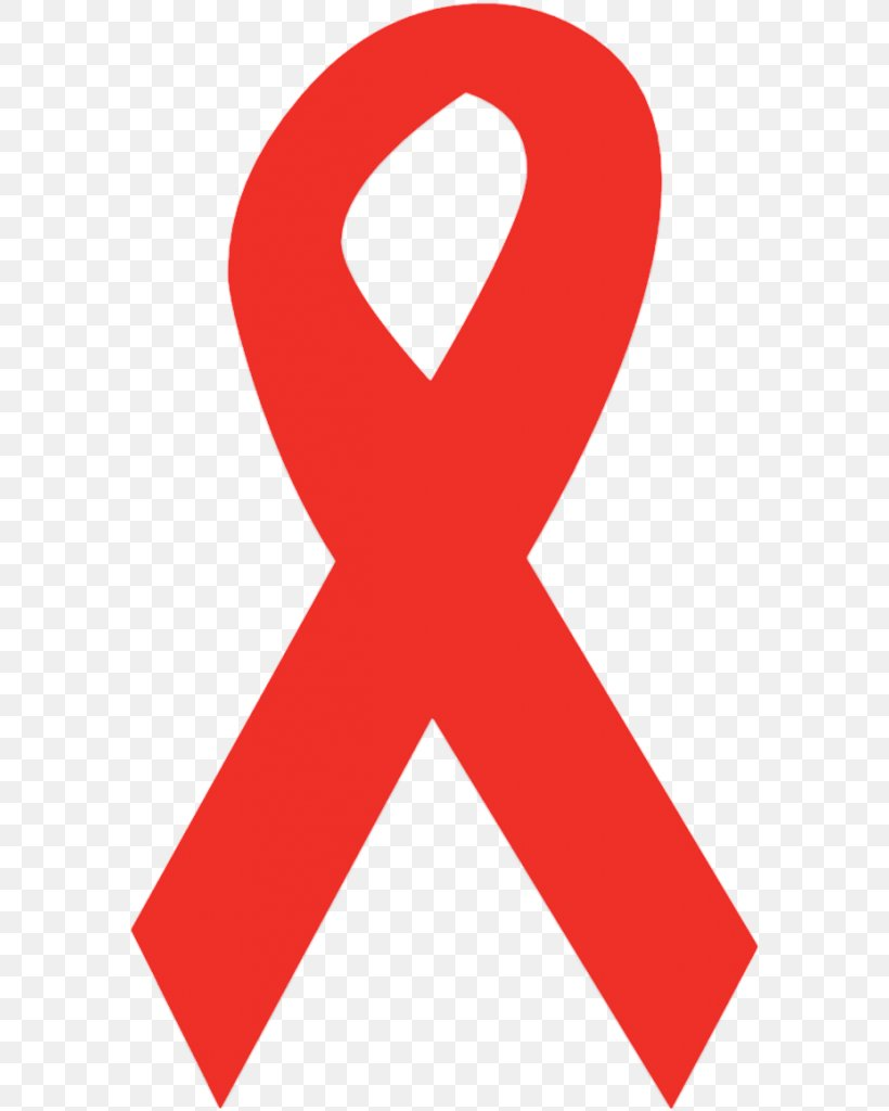 World AIDS Day Red Ribbon Awareness Ribbon, PNG, 584x1024px.