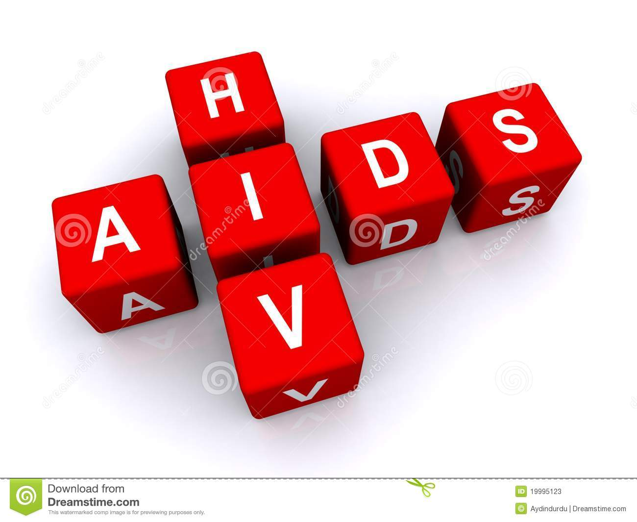 Hiv Stock Illustrations.
