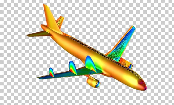 Airplane Aerodynamics And Performance Aircraft Wing PNG.