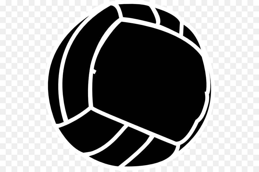 Volleyball Cartoon clipart.