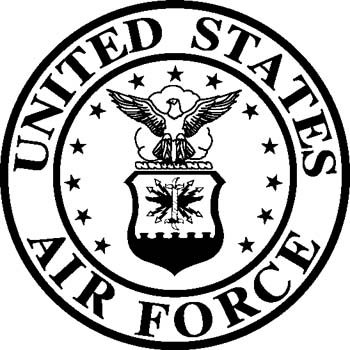Air force logos clip art.