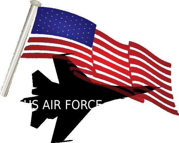 Clip Art Of Air Force Logo Clipart.
