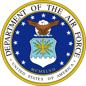 Air Force Logo Clip Art.