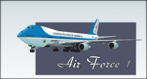 Air Force One Clip Art Download.