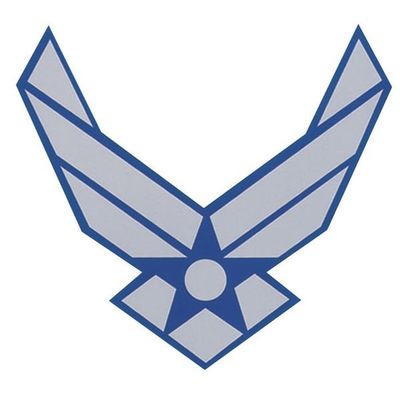 Air force wings clipart 1 » Clipart Station.