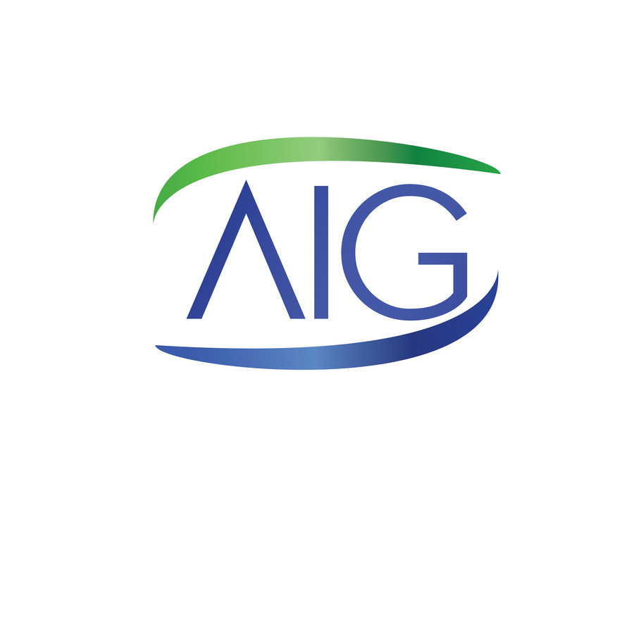 Entry #140 by ihriaz for Design a logo for AIG.