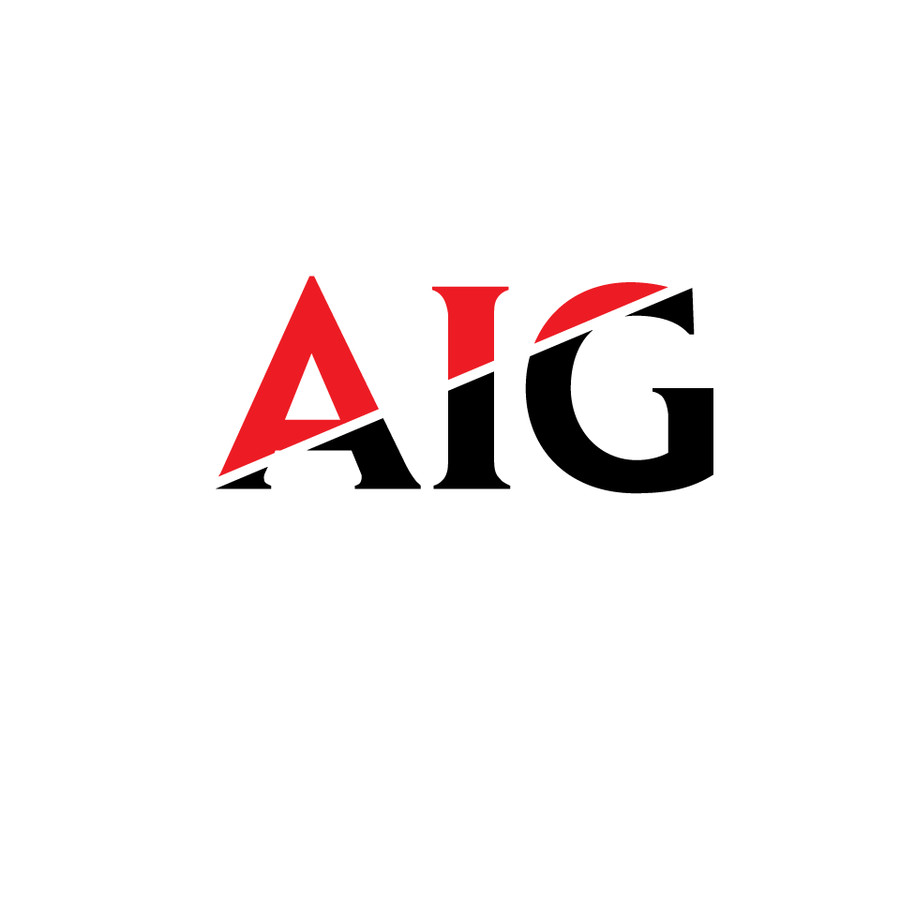 Entry #3730 by biplabsf for Design a logo for AIG.