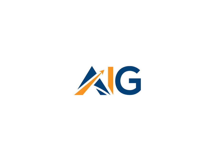 Entry #3651 by VIPlOGO for Design a logo for AIG.